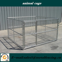 Modular animal cage large dog cage for sale