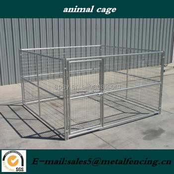 Modular animal cage large dog cage for sale buy large for Large dog cages for sale cheap