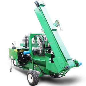 Wood Processor/4 Way Splitting Head/Firewood Saw