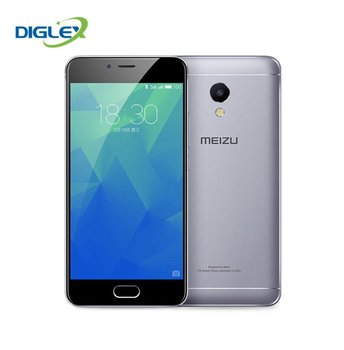 "Global MEIZU M5S 5.2"" 3GB RAM 32GB ROM 5.0+13.0MP MT6753 Octa Core 1.3GHz 4G LTE Flyme 5 Smartphone Quik Charge Metal Body"