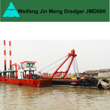 China River Sand Mining Equipment