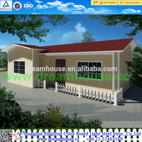 prefabricated summer modular prefab assemble houses /cabins homes/chalet villa/bungalow evler/maison cottage