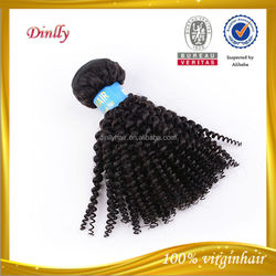 2014 belle quality natural kinky curl 100% 5a wholesale original peruvian kinky curl hair