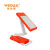 most popular modern style rechargeable table solar study lamp for sale