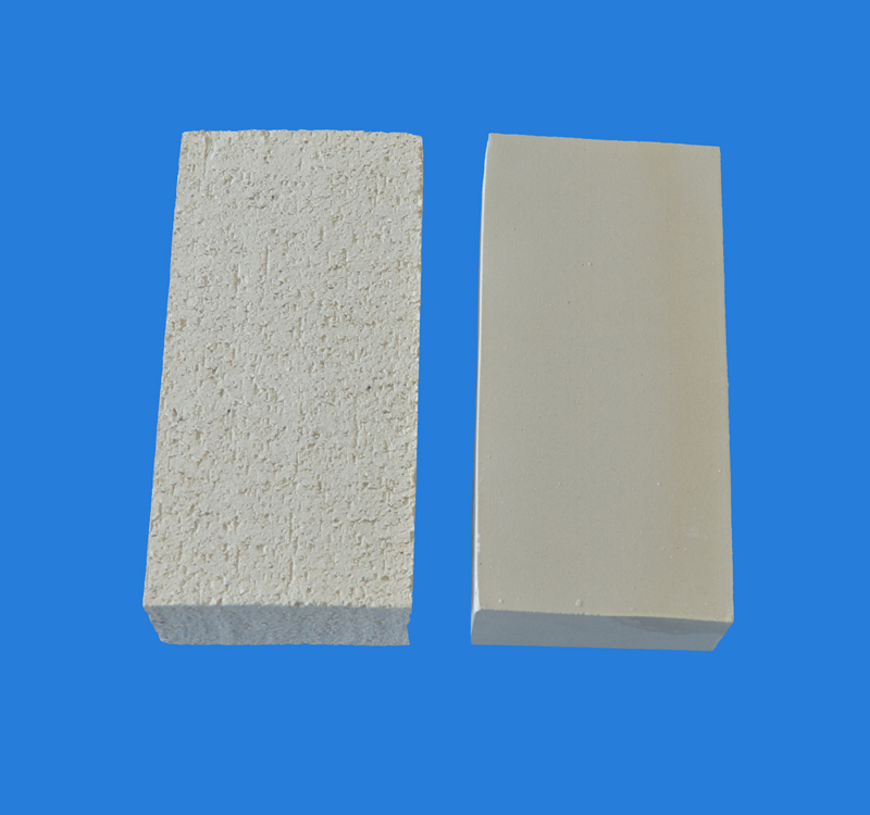Antiacid ceramic tiles with acid cement