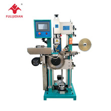 fully automatic welding diamond saw blade segment brazing frame machine