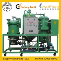 Factory directly supply used cooking oil filtration plant for biodiesel fuel