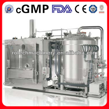 Freeze Dryer with CIP SIP(FDA&cGMP Stanadard)