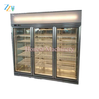 China Flower Refrigerated Display Cabinet/flower display cooler/display racks flower