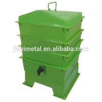 45L Rotary Food Worm Composter Bioclean