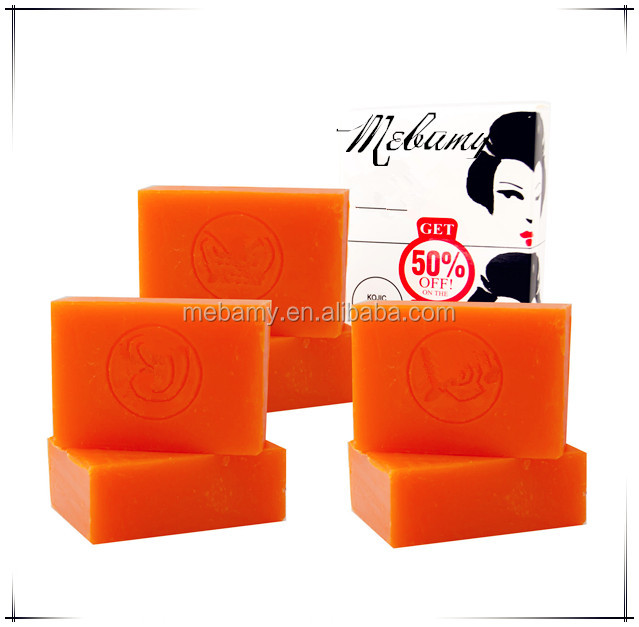 Best Selling Natural Organic Whitening kojic acid soap