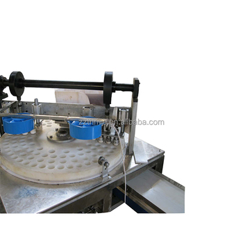 Nuts Filled Biscuit production line ,Pillow type packing machine ,Newest rotating disc puffed rice candy ball forming machine