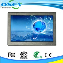 12v computer monitor with 1366*768 high resolution