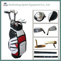 Designer hotsell natural golf clubs for sale
