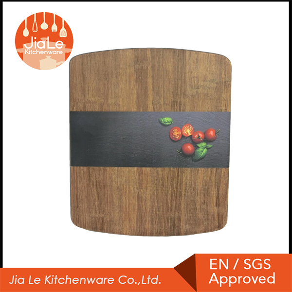 Crushed bamboo chopper,bamboo chopper,and chopping board