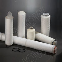 0.22 micron Nylon water filtration cartridge filter