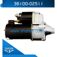 100% new high quality cheap 12Vvaleo electric starter motor for hyundai kia,lester 32453