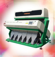 Vision optimized agriculture products processing machinery,peanuts color sorter machine