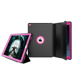 Smart Tablet Case Pu Leather Case For iPad Pro 9.7'