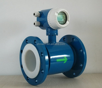 High accuracy low cost digital air flow meter