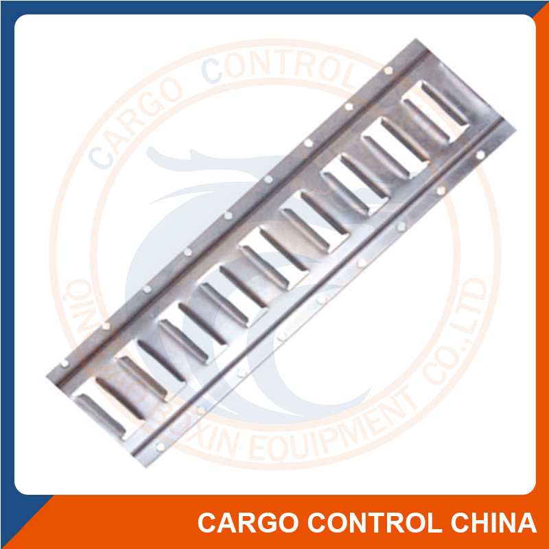 BOX8013 Steel Or Aluminum Galvanized Cargo E F Track