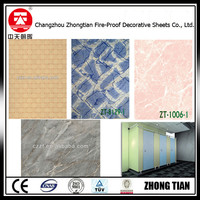 Toilet Partition/Toilet Cubicle Partition/Washroom Partition Compact formica Laminate