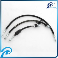 DOT Certificate 1/8'' SAE J1401 Hydraulic Automobile Rubber Brake Hose Assembly