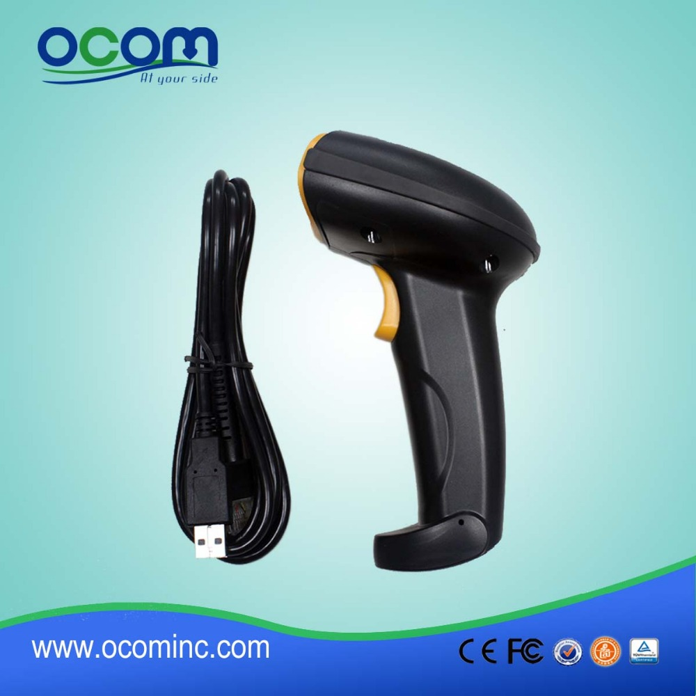 OCBS-2010: Cheap Barcode China Barcode Scanner Programmable For Supermarket