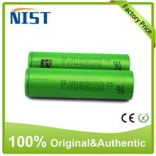 100% original and authentic us 18650 VTC5 battery 2600mah 30A high drain li-ion rechargeable battery VTC5 for sony