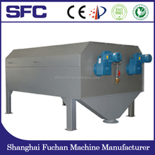 Oil sludge treatment,Dehydrator machine food sludge oil, Municipal solid waste sludge thickener