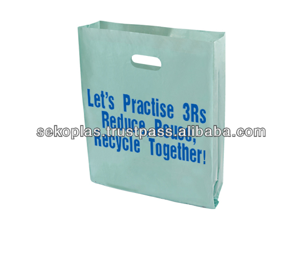 punch out handle bag malaysia (Contract Manufacturing)