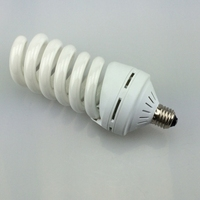 2016 hot High quality 85w led 17mm spiral cfl energy saving lamp