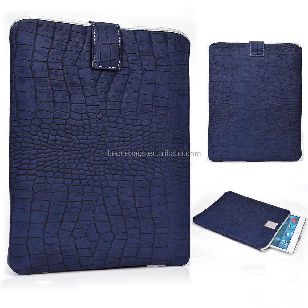 Universal Design Protective Slim Tablet Sleeve with Microfiber Interior