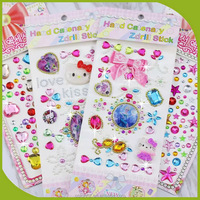 Diamond Wholesale Sticker Printing Decal Stickers