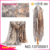 Brown Big Size Pictogram Print Hijab Scarf