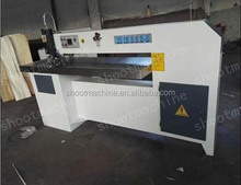 Thin Wood Veneer Splicing Machine MH1114 with Throat depth 1300mm and Thickness of veneer 0.3-3mm
