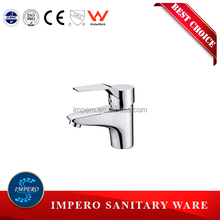 6510 silver color good quality and good price bathroom faucet