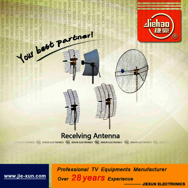 MMDS Receiving Equipment Home Receiver antenna