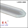 For 6-8mm gap v shape door seal for new product guard house design