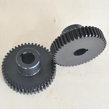 Professional Chain keyway bore machine black gear