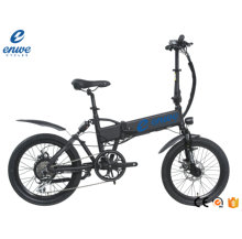 High Quality 20 Inch 350W Foldable Bike smallest electric folding bicycle hot sale ebike fastest bike for Adults
