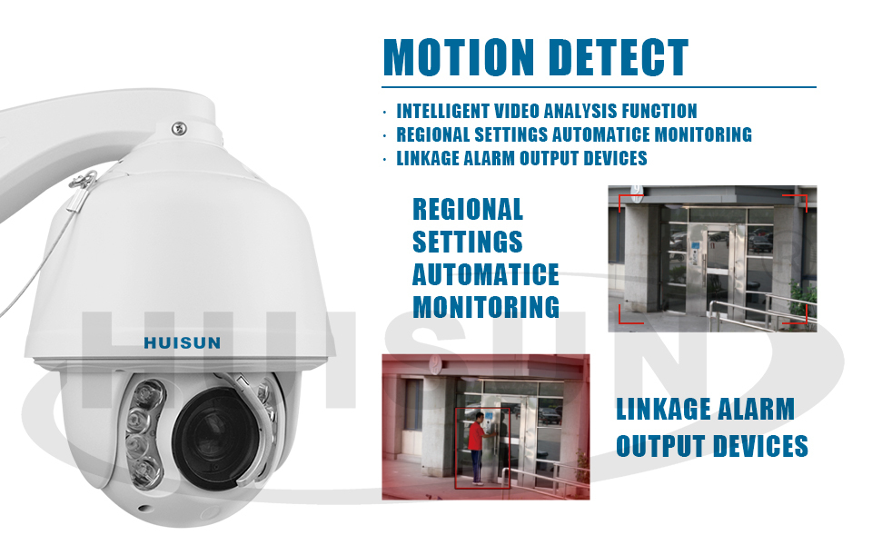 2014 very small HD SDI CCTV camera with auto tracking