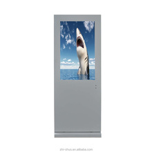 55 inch best selling high quality transparen outdoor advertising lcd monitor display