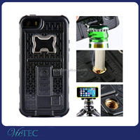 wholesale CE certificate 3 in 1 multi function cigarette lighter phone case for iPhone 5 5s