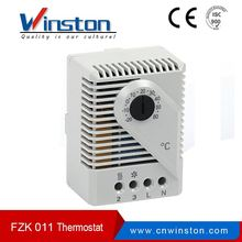 Winston Din Rail Adjustable Temperature Machanical Thermostat (FZK 011)
