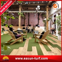 Home Decorative Artificial Garden Grass From