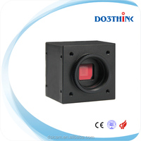 Gigabit 100 Meters Transmission Distance high speed global shutter industrial camera