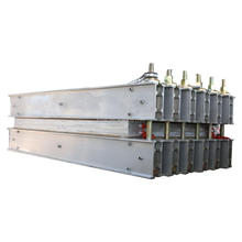 conveyor belt vulcanising press machine, conveyor belt joint machine