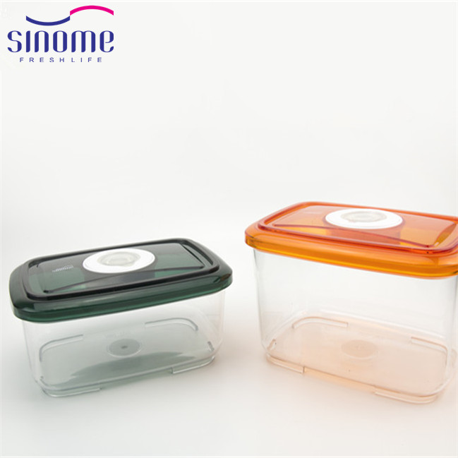 Sinome Health Portable Food Grains Other Than Wheat And Rice Vacuum Fresh Container