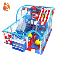 Most popular latest design children's entertainment center soft play big ball pool kids indoor playground